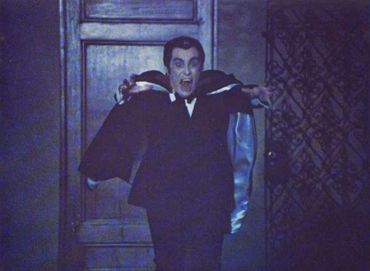 Zisi Emporium for B Movies: The Return of Count Yorga